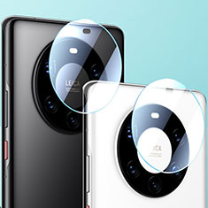 Ultra Clear Tempered Glass Camera Lens Protector for Huawei Mate 40 Pro+ Plus Clear
