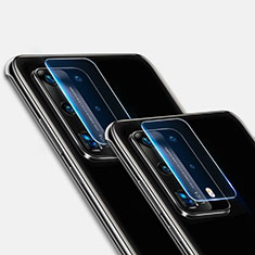 Ultra Clear Tempered Glass Camera Lens Protector for Huawei P40 Pro+ Plus Clear