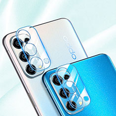 Ultra Clear Tempered Glass Camera Lens Protector for Oppo Reno5 Pro 5G Clear