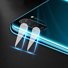 Ultra Clear Tempered Glass Camera Lens Protector for Realme 6 Clear