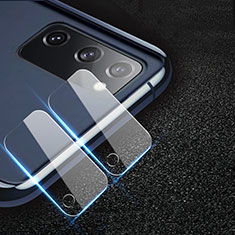 Ultra Clear Tempered Glass Camera Lens Protector for Samsung Galaxy S20 FE 5G Clear
