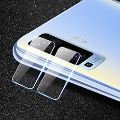 Ultra Clear Tempered Glass Camera Lens Protector for Vivo X50 5G Clear