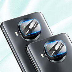 Ultra Clear Tempered Glass Camera Lens Protector for Xiaomi Mi 10i 5G Clear