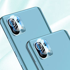 Ultra Clear Tempered Glass Camera Lens Protector for Xiaomi Mi 11 5G Clear