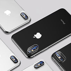 Ultra Clear Tempered Glass Camera Lens Protector P01 for Apple iPhone X Clear