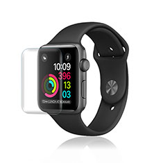 Ultra Clear Tempered Glass Screen Protector Film F07 for Apple iWatch 3 38mm Clear