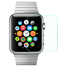 Ultra Clear Tempered Glass Screen Protector Film F08 for Apple iWatch 3 38mm Clear