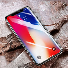 Ultra Clear Tempered Glass Screen Protector Film for Apple iPhone X Clear