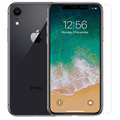 Ultra Clear Tempered Glass Screen Protector Film for Apple iPhone XR Clear