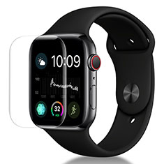Ultra Clear Tempered Glass Screen Protector Film for Apple iWatch 4 44mm Clear