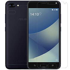 Ultra Clear Tempered Glass Screen Protector Film for Asus Zenfone 4 Max ZC554KL Clear