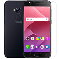 Ultra Clear Tempered Glass Screen Protector Film for Asus Zenfone 4 Selfie Pro Clear