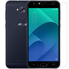 Ultra Clear Tempered Glass Screen Protector Film for Asus Zenfone 4 Selfie ZD553KL Clear
