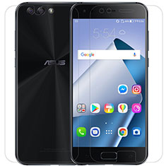 Ultra Clear Tempered Glass Screen Protector Film for Asus Zenfone 4 ZE554KL Clear