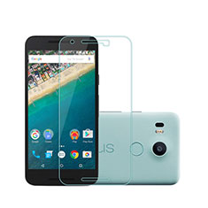 Ultra Clear Tempered Glass Screen Protector Film for Google Nexus 5X Clear