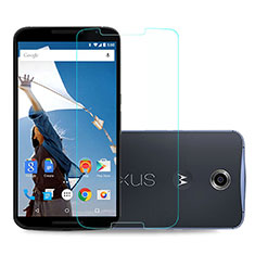 Ultra Clear Tempered Glass Screen Protector Film for Google Nexus 6 Clear