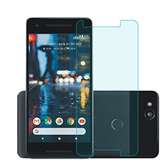 Ultra Clear Tempered Glass Screen Protector Film for Google Pixel 2 Clear