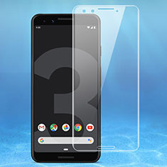 Ultra Clear Tempered Glass Screen Protector Film for Google Pixel 3 Clear