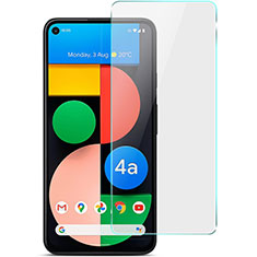 Ultra Clear Tempered Glass Screen Protector Film for Google Pixel 4a 5G Clear