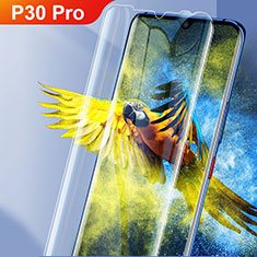 Ultra Clear Tempered Glass Screen Protector Film for Huawei P30 Pro Clear