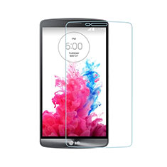 Ultra Clear Tempered Glass Screen Protector Film for LG G3 Clear
