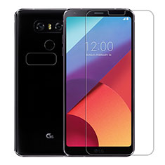 Ultra Clear Tempered Glass Screen Protector Film for LG G6 Clear