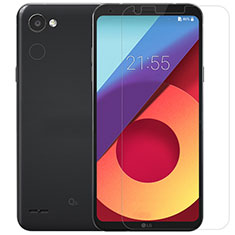 Ultra Clear Tempered Glass Screen Protector Film for LG Q6 Clear