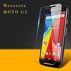 Ultra Clear Tempered Glass Screen Protector Film for Motorola Moto G (2nd Gen) Clear