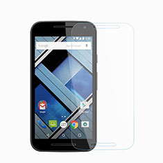 Ultra Clear Tempered Glass Screen Protector Film for Motorola Moto G (3rd Gen) Clear