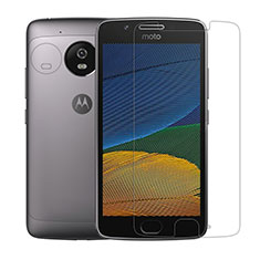 Ultra Clear Tempered Glass Screen Protector Film for Motorola Moto G5 Clear