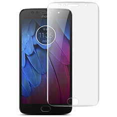 Ultra Clear Tempered Glass Screen Protector Film for Motorola Moto G5S Plus Clear