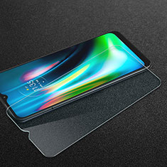 Ultra Clear Tempered Glass Screen Protector Film for Motorola Moto G9 Clear
