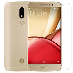 Ultra Clear Tempered Glass Screen Protector Film for Motorola Moto M XT1662 Clear