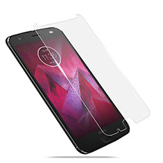Ultra Clear Tempered Glass Screen Protector Film for Motorola Moto Z Play Clear