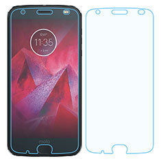 Ultra Clear Tempered Glass Screen Protector Film for Motorola Moto Z2 Force Clear