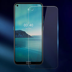 Ultra Clear Tempered Glass Screen Protector Film for Nokia 3.4 Clear