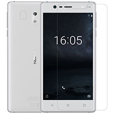 Ultra Clear Tempered Glass Screen Protector Film for Nokia 3 Clear