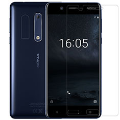 Ultra Clear Tempered Glass Screen Protector Film for Nokia 5 Clear