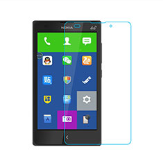 Ultra Clear Tempered Glass Screen Protector Film for Nokia XL Clear