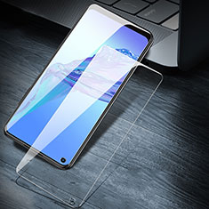 Ultra Clear Tempered Glass Screen Protector Film for Oppo A53s Clear