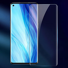 Ultra Clear Tempered Glass Screen Protector Film for Oppo Reno4 Pro 4G Clear