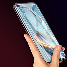 Ultra Clear Tempered Glass Screen Protector Film for Oppo Reno4 Z 5G Clear