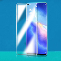 Ultra Clear Tempered Glass Screen Protector Film for Oppo Reno5 Pro 5G Clear