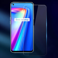 Ultra Clear Tempered Glass Screen Protector Film for Realme 7 Clear