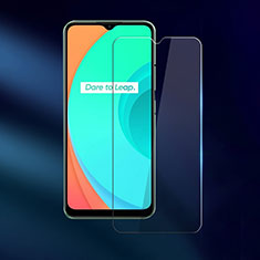 Ultra Clear Tempered Glass Screen Protector Film for Realme C11 Clear
