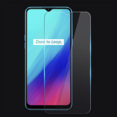 Ultra Clear Tempered Glass Screen Protector Film for Realme C3 Clear