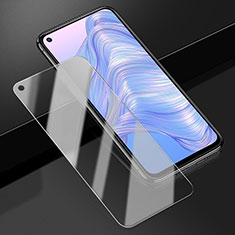 Ultra Clear Tempered Glass Screen Protector Film for Realme V5 5G Clear