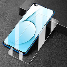 Ultra Clear Tempered Glass Screen Protector Film for Realme X50 5G Clear