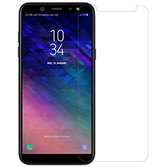 Ultra Clear Tempered Glass Screen Protector Film for Samsung Galaxy A6 (2018) Dual SIM Clear