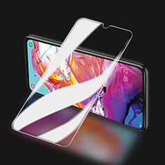 Ultra Clear Tempered Glass Screen Protector Film for Samsung Galaxy A70S Clear